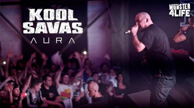 Kool Savas – Aura Tour – Skaters Palace Münster (Video)