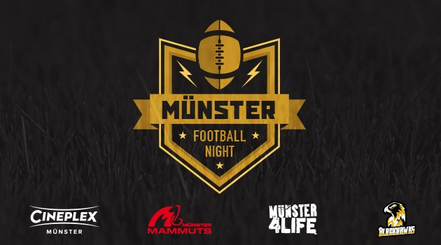 Münster Football Night im Cineplex