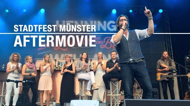 "Stadtfest Aftermovie – ""Münster Mittendrin"" 2016"