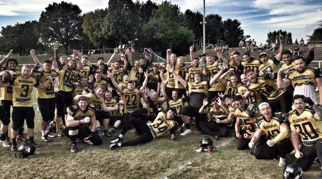 Münster Blackhawks Football Hawks