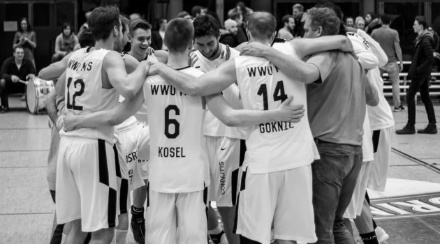 WWU Baskets Münster Bonn Pokal
