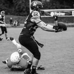 Münster Mammuts Football Derby Blackhawks